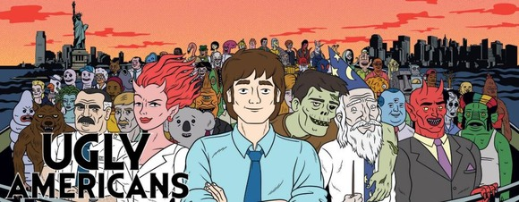 Ugly Americans Might be Replacing South Park for Me...