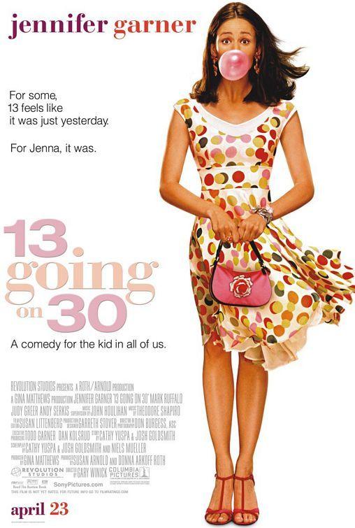 13 going on 30 e