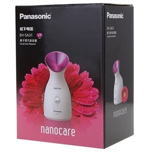 Panasonic最新納米離子蒸面機